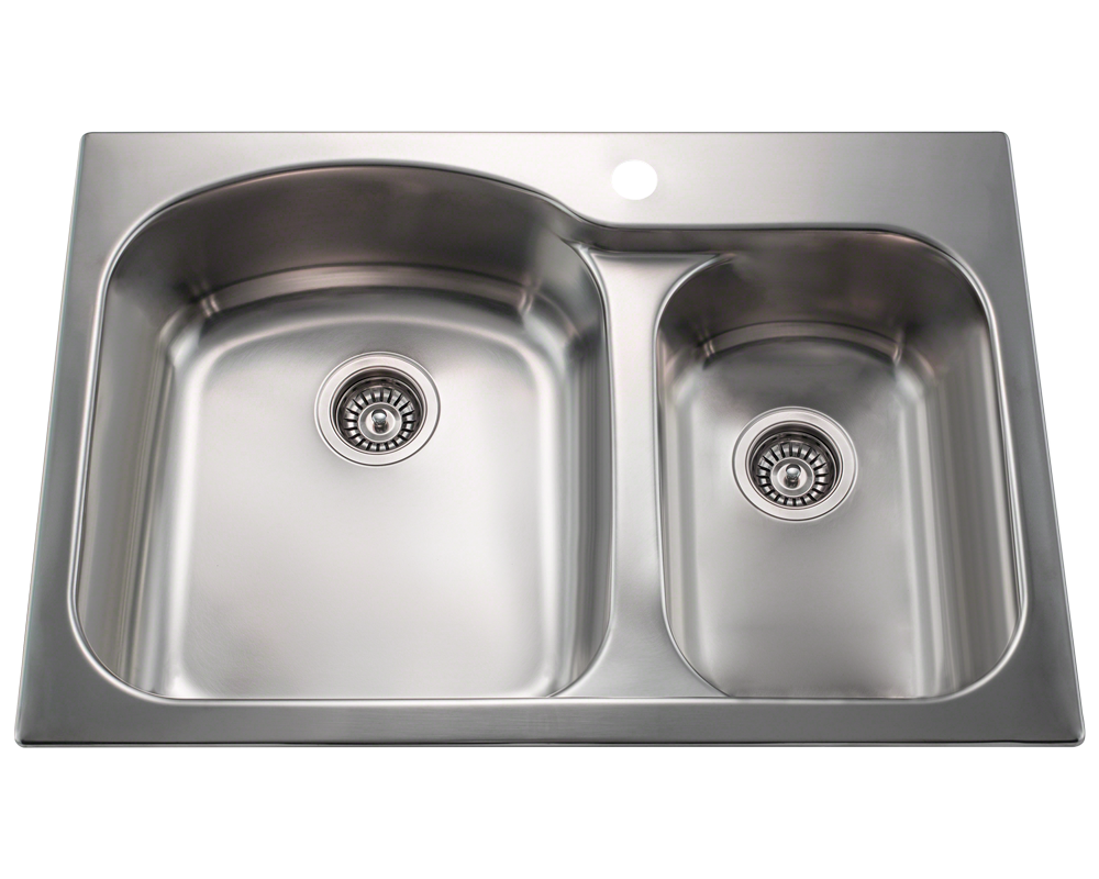The MX3121LDM offset double bowl top or