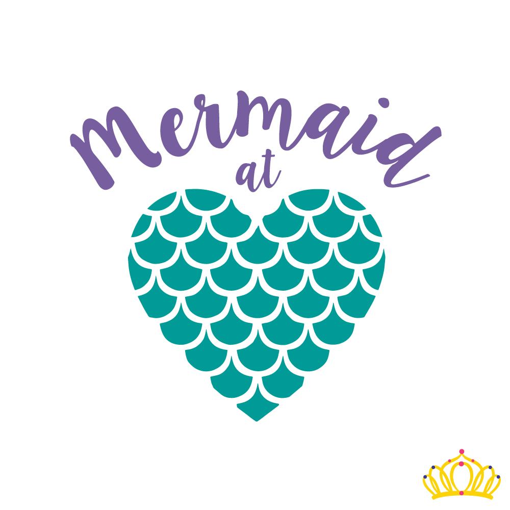 Mermaid At Heart Decal Mermaid Decal Mermaid Car Decal Mermaid Party Mermaid Gift Ideas Mermaid Decal Mermaid Sticker Heart Decals [ 1000 x 1000 Pixel ]