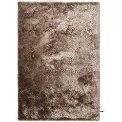 Photo of benuta shaggy carpet whisper light brown 140×200 cm – long pile carpet for living room benuta