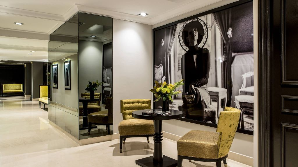 Sofitel Paris Le Faubourg Paris Ile De France Hotel Luxury
