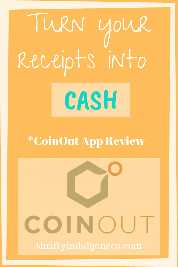CoinOut App ReviewTurn Receipts Into Cash Money apps