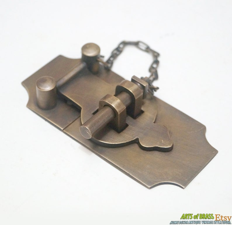 What Are The Parts Of A Door Latch Called
