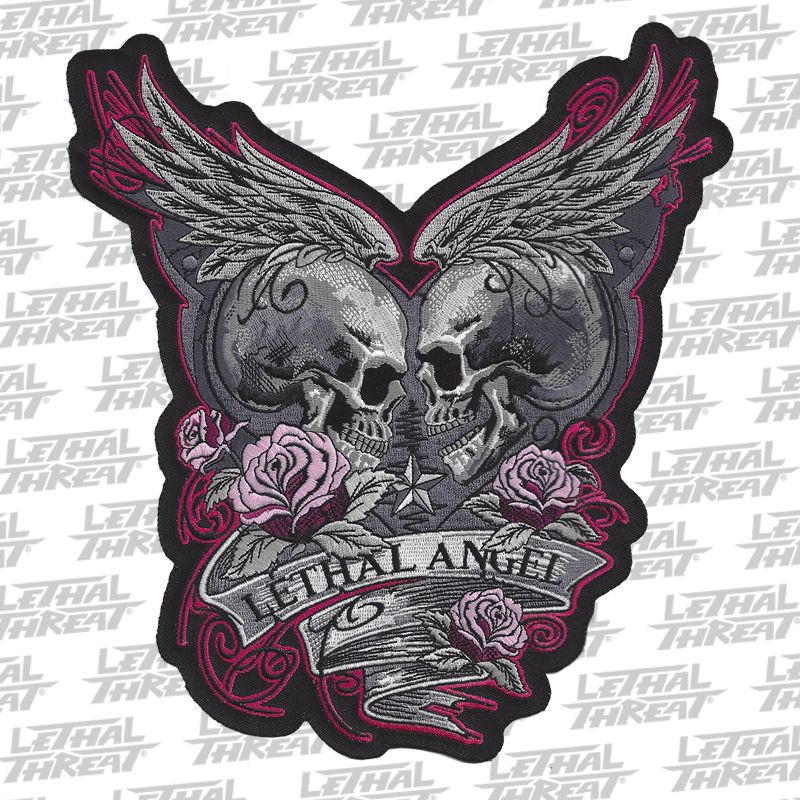 Eternal Love Skulls Patch Sugar Skull Tattoos Skull Patches