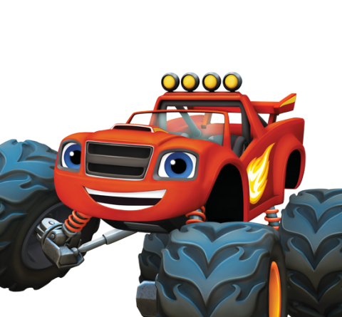 Blaze and the monster machines blaze and the monster for Blaze cartoni