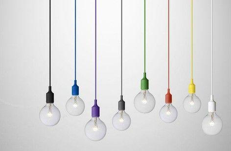 Muuto E27 socket lamp