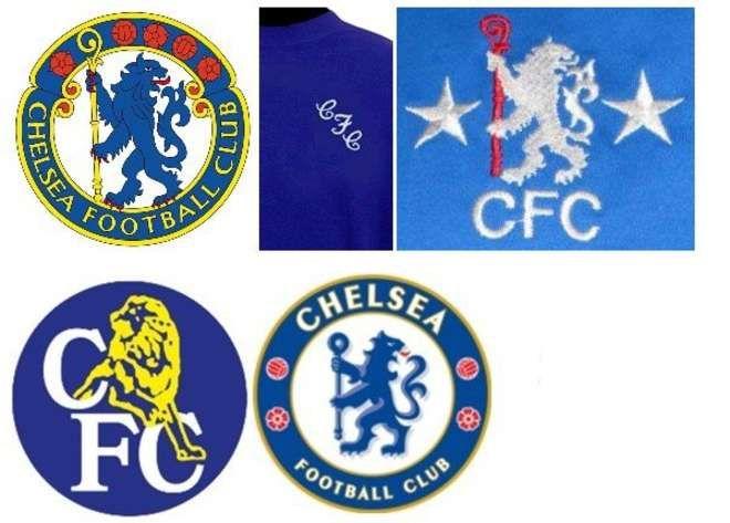 Chelsea badge history  1c4c3c6e0