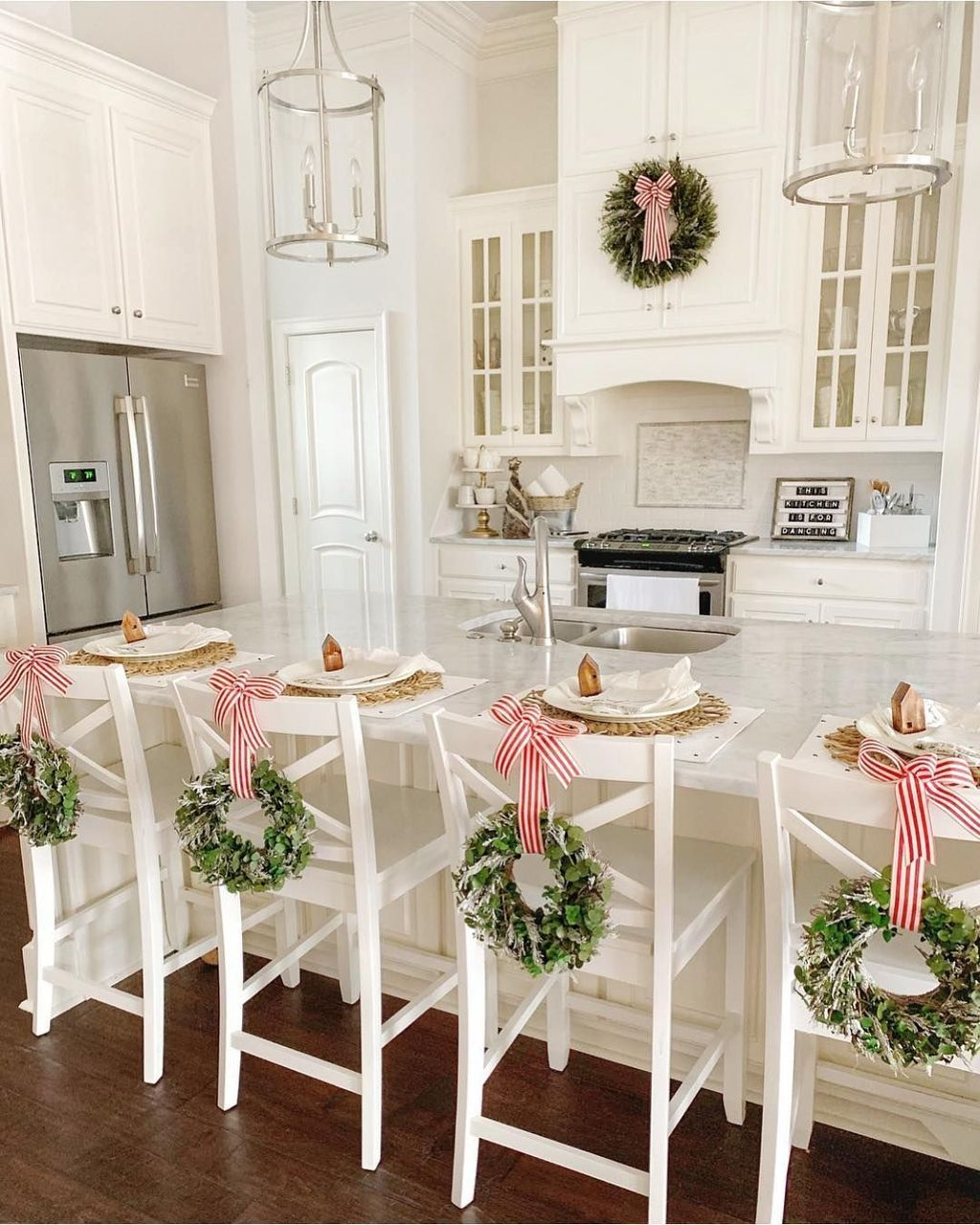 20+ Fantastic Indoor Christmas Decoration Ideas #christmasdecor