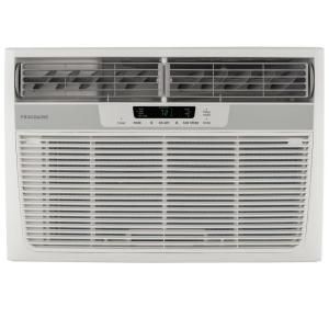 frigidaire btu window air conditioner with heat and remote ffrh1822r2 at the home