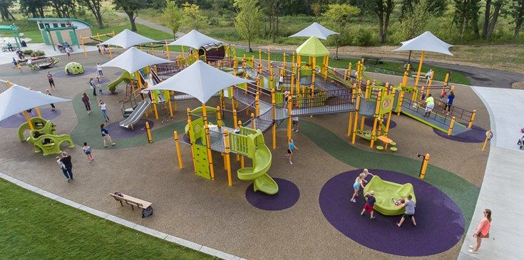 Madison\'s Place - Inclusive playground for all abilities and ...