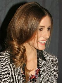 THE OLIVIA PALERMO LOOKBOOK By Marta Martins: Olivia Palermo during Milan Fashion Week Autumn/Winter 2014