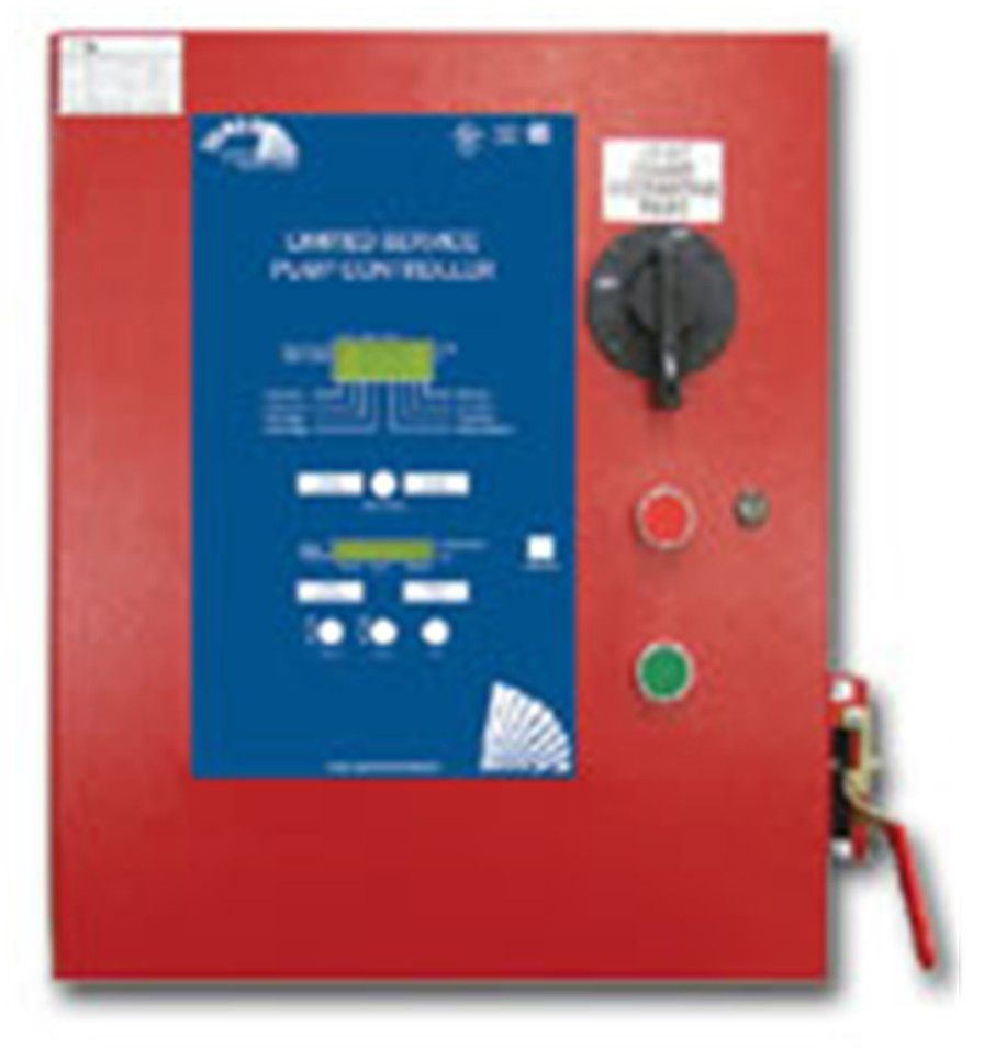 tornatech fire pump controller