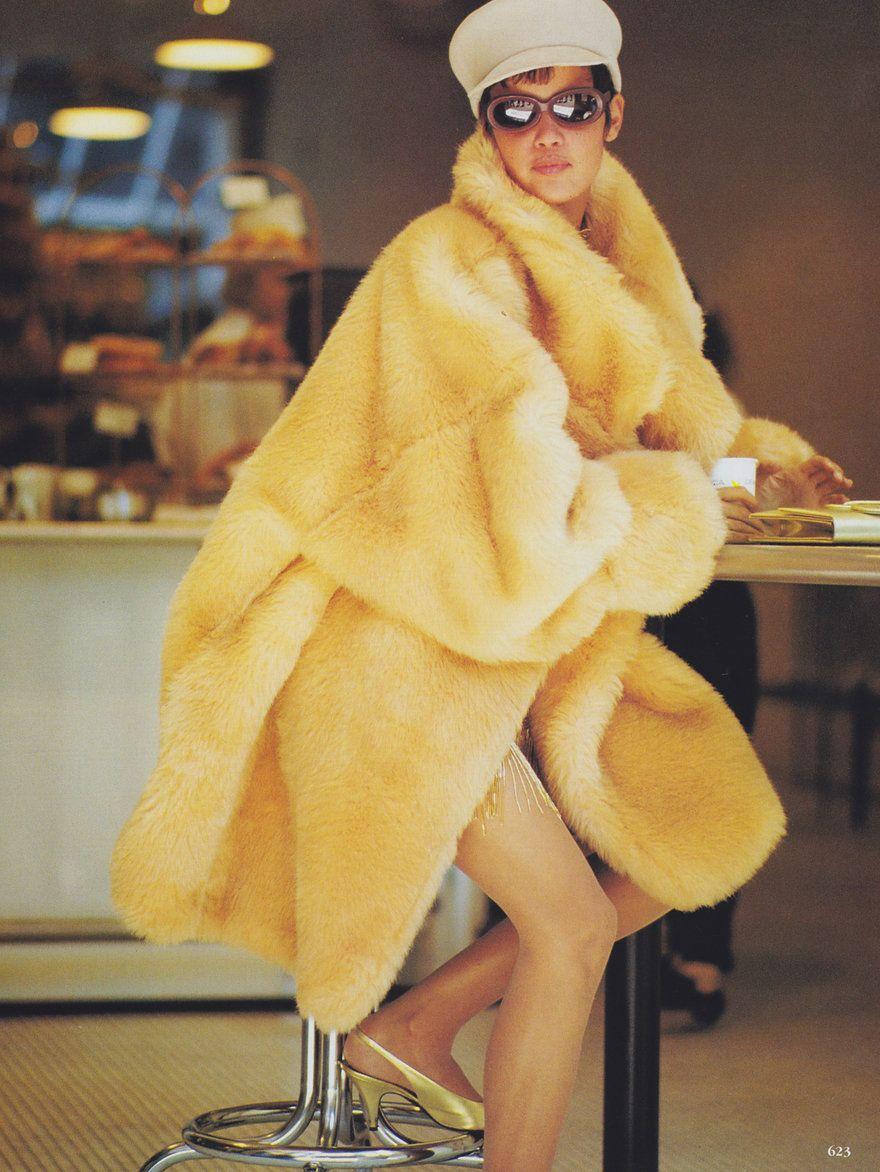 Photo of fashion model nadege du bospertus id 271459