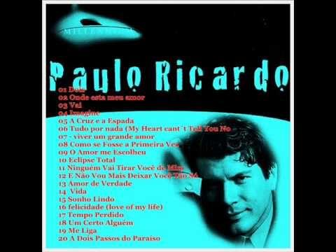 Paulo Ricardo Essencial Melhores Musicas Com Imagens