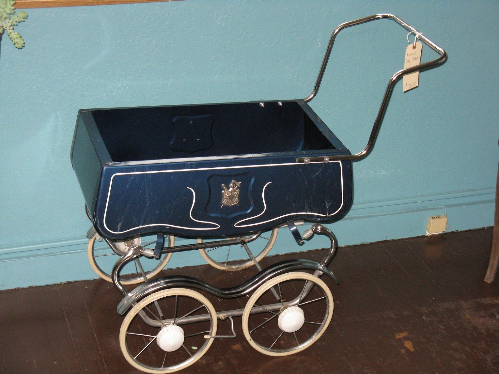 Vintage baby carriages for retro baby. Visit my blog…
