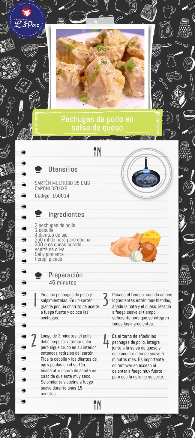 Pin De Judith Muñoz Venegas En Recetas Recetas Para Cocinar Recetas Pechuga De Pollo En Salsa