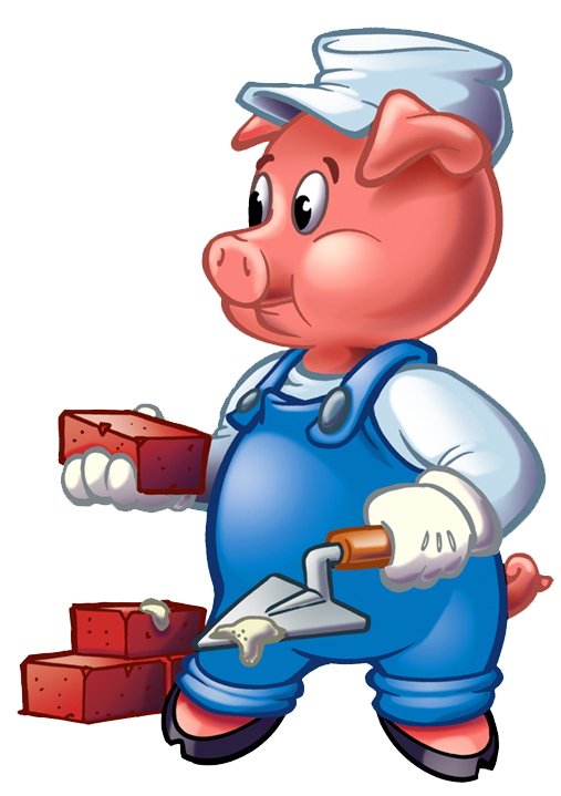 three little pigs clip art cliparts co engineering in k 8 rh pinterest com three little pigs clipart three little pigs clipart png