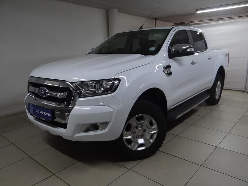 2017 Ford Ranger 3 2 Double Cab Xlt Auto Ford Ranger Ford Rapter Ranger
