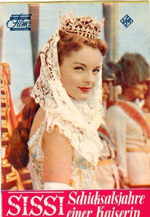 Romy Schneider as Sissi (3, 1957)