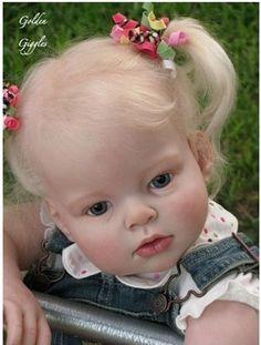 Barato Criança renascer Arianna Reva Lifelike Baby Dolls Para Crianças bonecas…