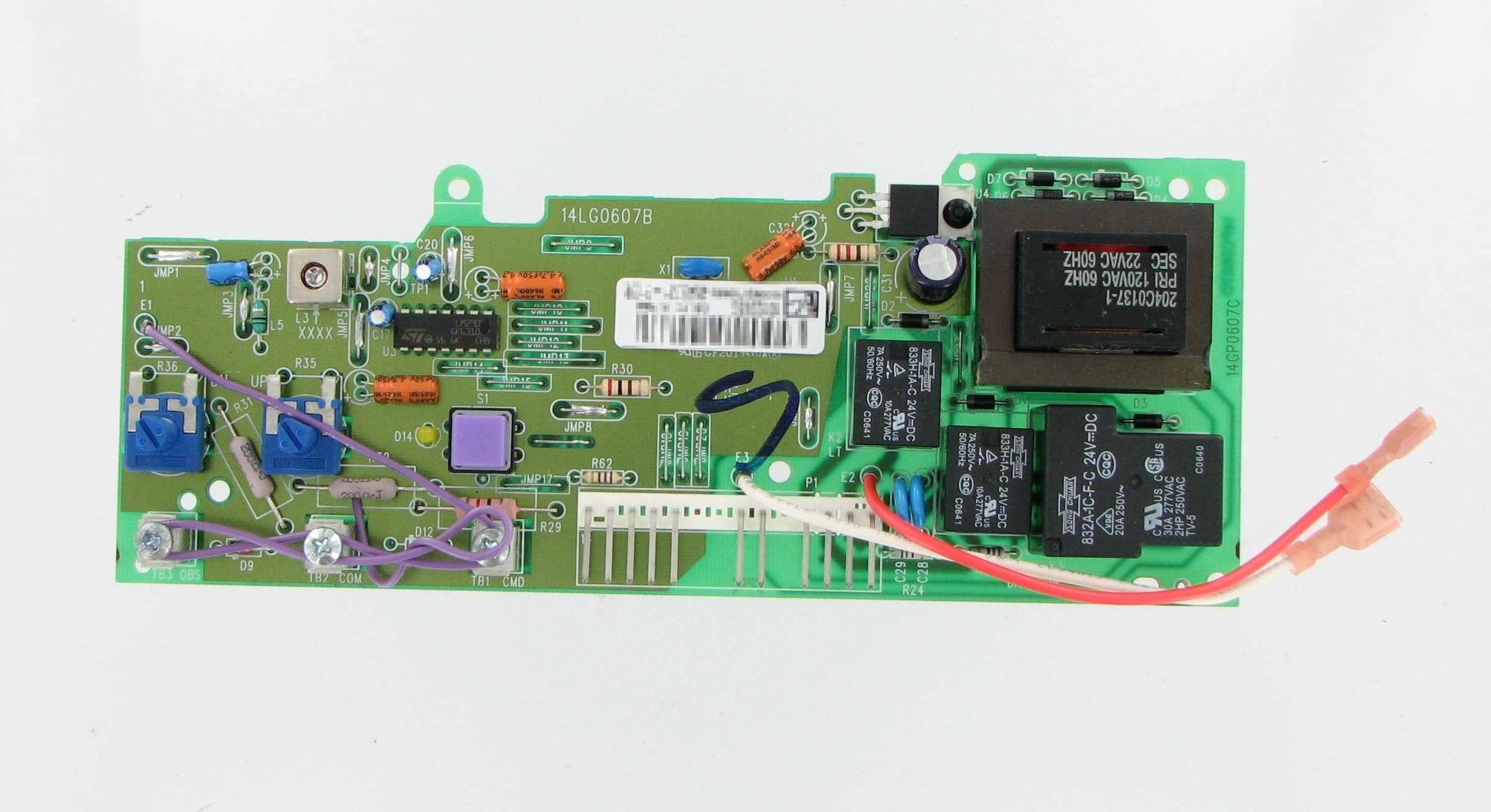 Craftsman 41a5021315r Garage Electronic Control Board