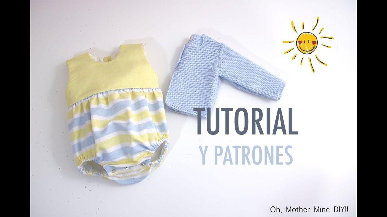 Costura de ranita combinada para bebés (patrones gratis) | bebé ...