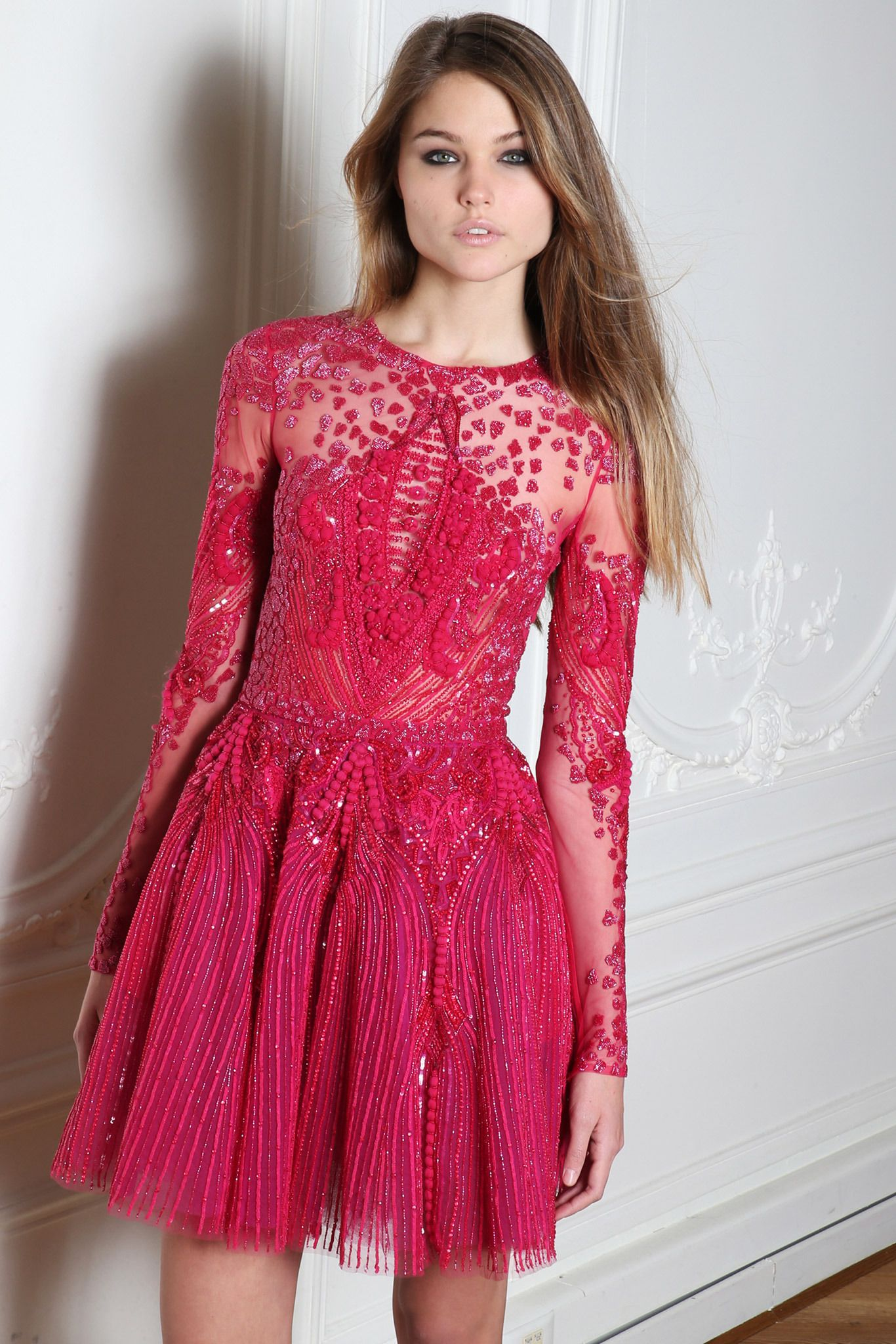 Zuhair murad fall readytowear collection style