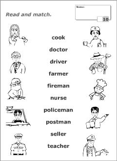 community helpers worksheets के लिए चित्र परिणाम ...