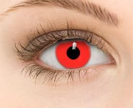 red contacts with prescription halloween in 2018 pinterest