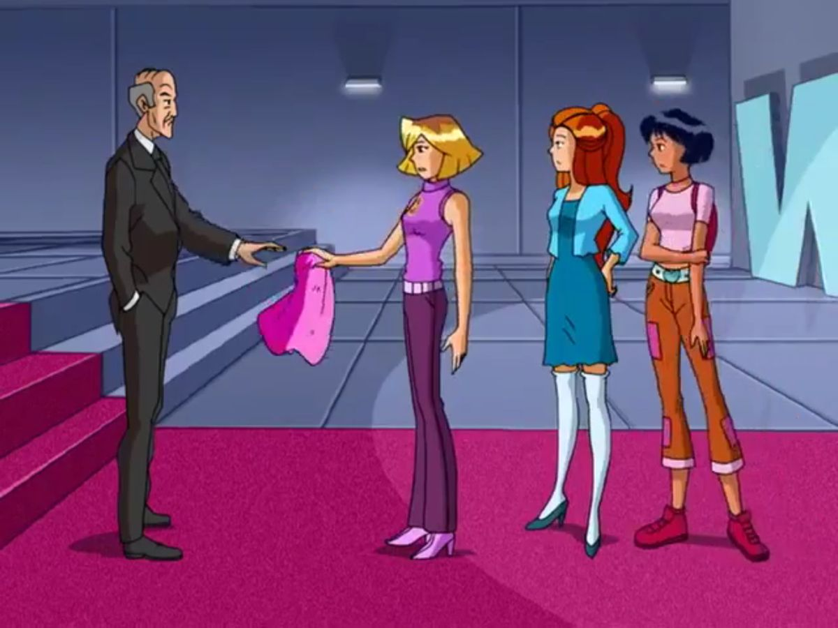 Pin by Hannah on totally spies in 2020 Cartoon outfits