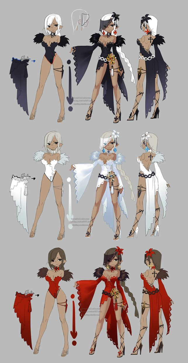 this is the myth theme costume i designed for the archer class of Mu2026 | Fashion | Pinterest | Dragon nest Nest and Dragons & this is the myth theme costume i designed for the archer class of M ...