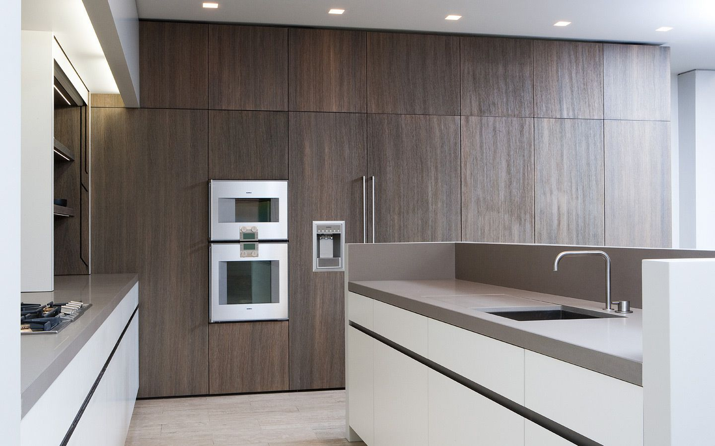 Design Keuken Showroommodel : Showroom wilfra interieurinrichting waregem design keuken