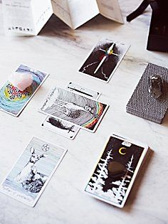 2nd Edition Tarot Cards