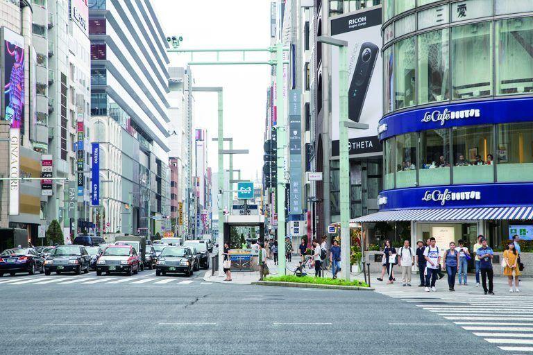 すぐにメモ!徒歩10分圏内の駅近カフェ11選。【上野・新宿・銀座エリア】 | Hanako.tokyo