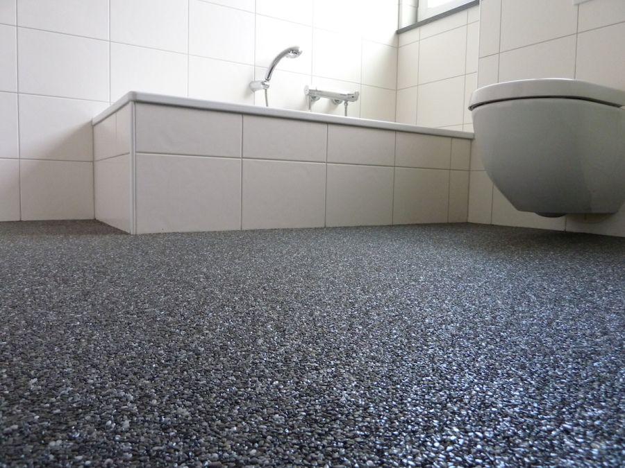 Lovely Steinteppich Steinteppich verlegen Natursteinteppich Preisbeispiele Innenbereich Bodenbelag fugenlos Bodenbelag Badezimmer