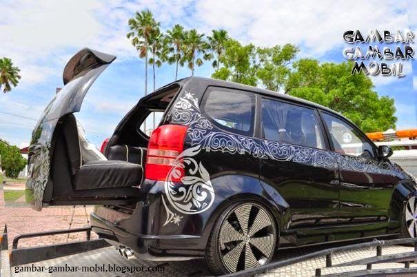 Foto Mobil Xenia Modif Daihatsu Mobil Dan Gambar