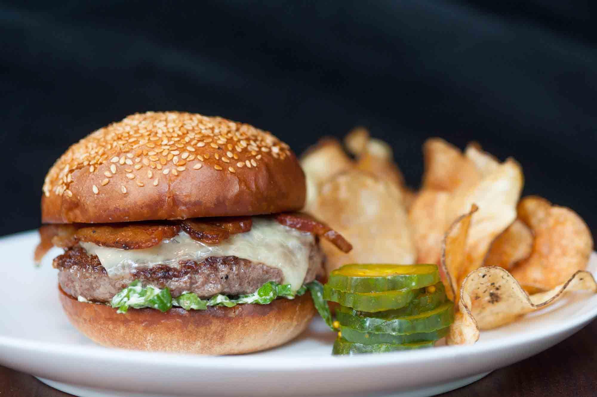 San Francisco: A Delicious but Structurally Unsound Burger