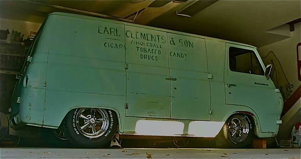 Pin by gregg maggrah on vantastic pinterest vans ford for Garage ford denney 90