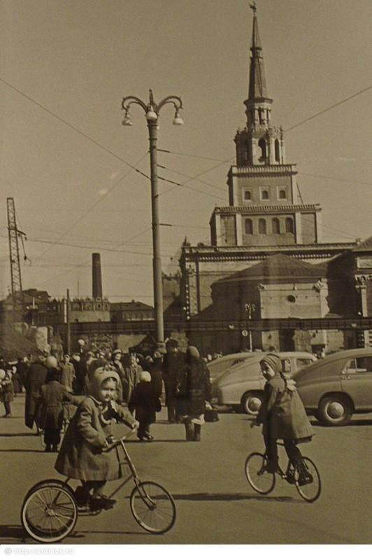 Фотография - Казанский вокзал со стороны гостиницы ...