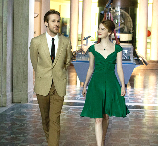La La Land (2016) | Movies outfit, Costume design, La la land