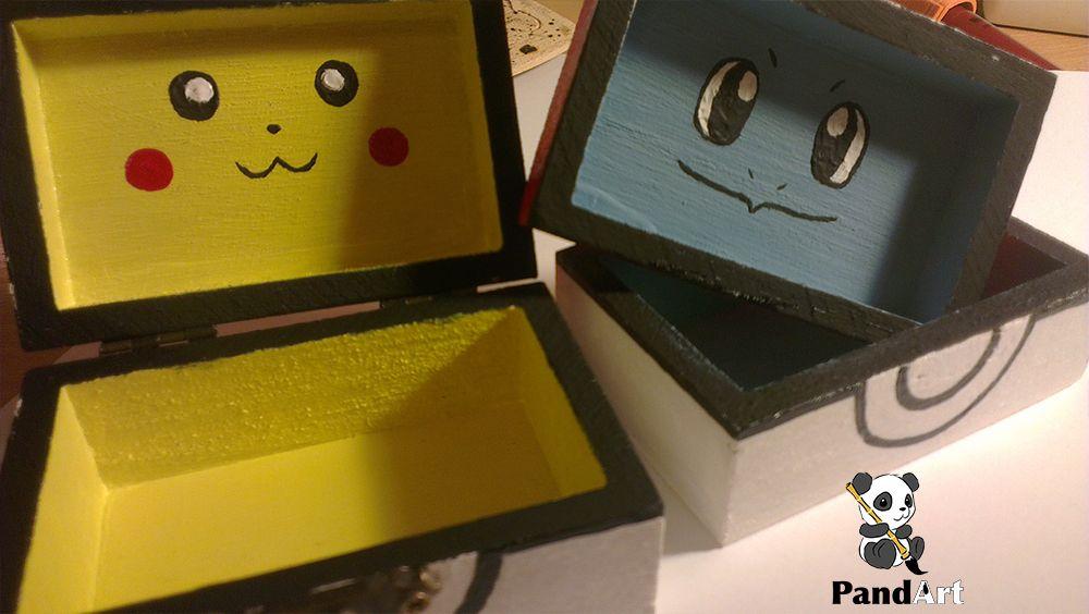 Pokemon Go ajándék dobozka