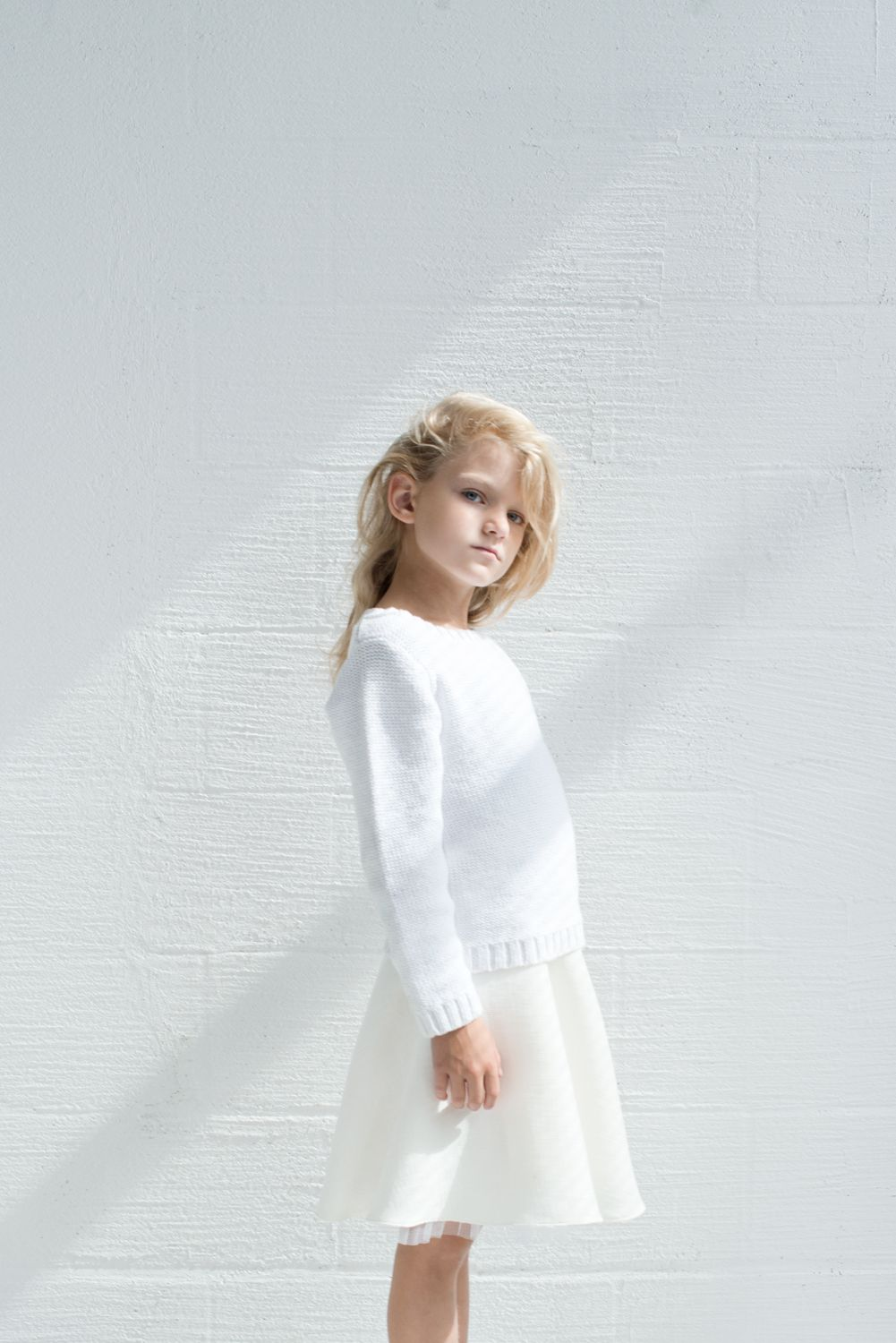 Pure and simple kidswear from xenia joost stylish kids fashion