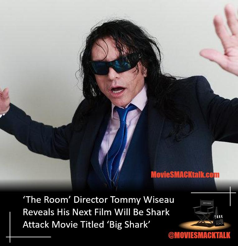 Tommy Wiseau Attack Movie Movie Titles Next Film