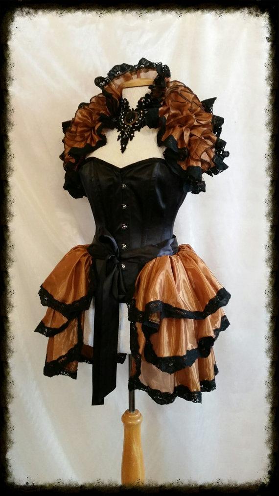 rock und achselzucken set goth steampunk gothic alternative outfits gothic mode und