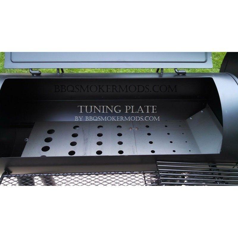 Oklahoma Joe HIGHLAND Horizontal Baffle Plate (Heat Deflector Tuning