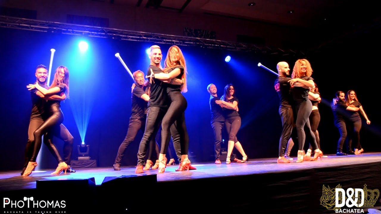 Daniel Y Desiree Ataca Y La Alemana Bootcamp Dyd Bachatea 2017 Youtube Belly Dancing Classes Concert Youtube