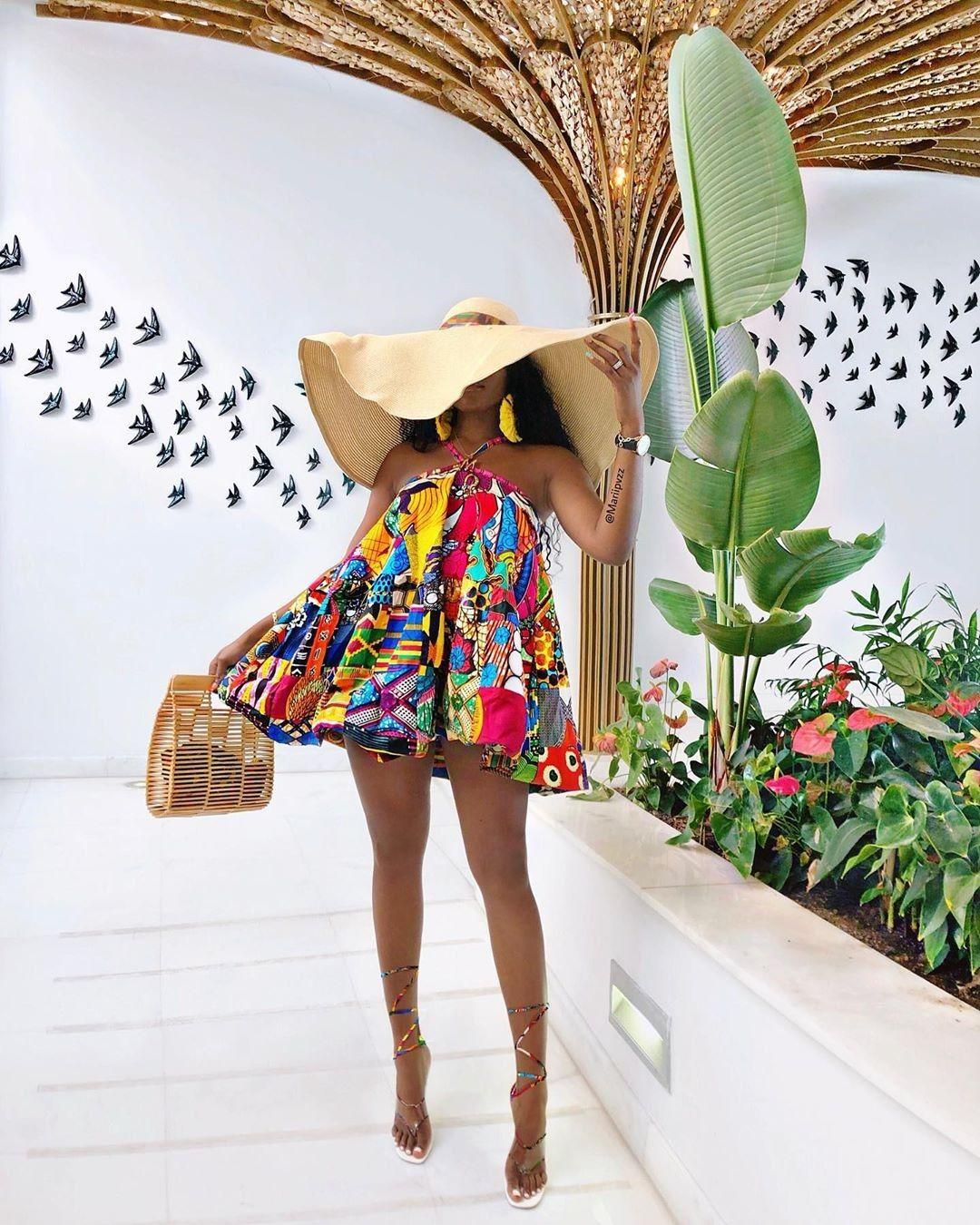 Nigerian fashion Blogger Marii Pazz  #nigeriandressstyles