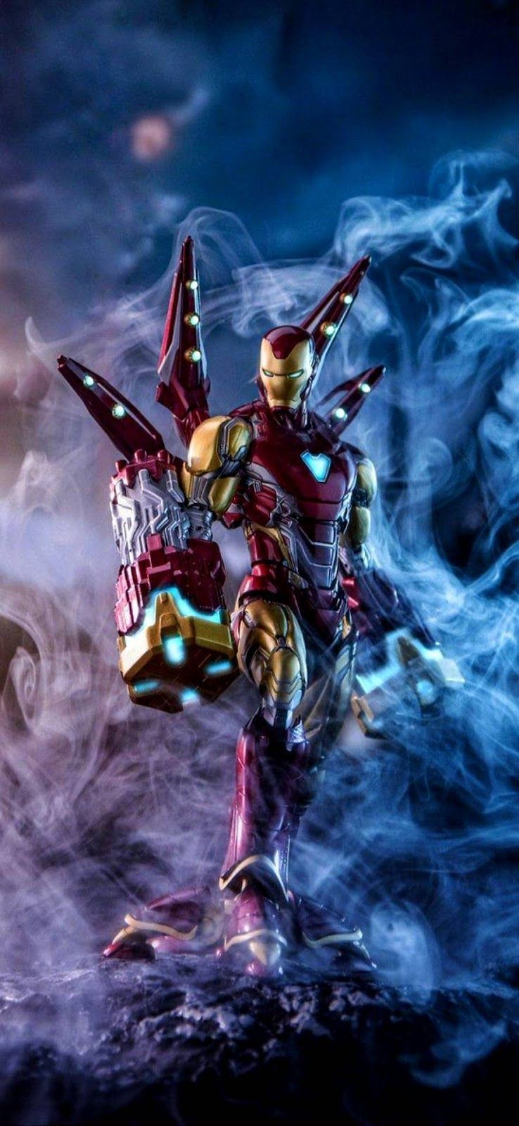 50+ Ultra HD Iron Man mobile screen wallpapers Download