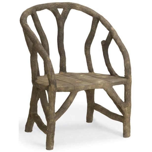 Arbor Chair Design By Currey U0026 Company The Bench Is Created The Old  Fashioned Way By Hand Applying Concrete Over A Metal Frame. The Concrete Is  Sculpted To ...