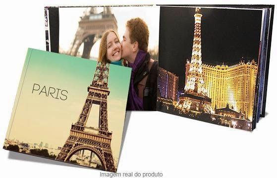 Photobook Luxo Uniko com 46 páginas, por R$ 29,90