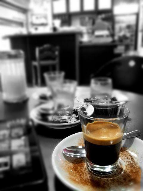 Cafe Inevitable